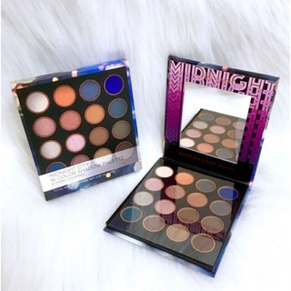 Bảng Mắt BH Cosmetics Midnight City 16 Color Shadow Palette