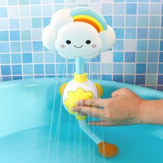 Đồ chơi tắm cho bé hình đám mây