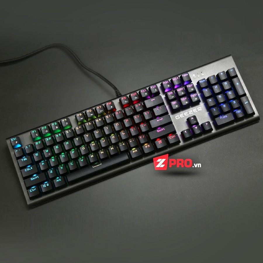 Bàn phím cơ GS2 RGB