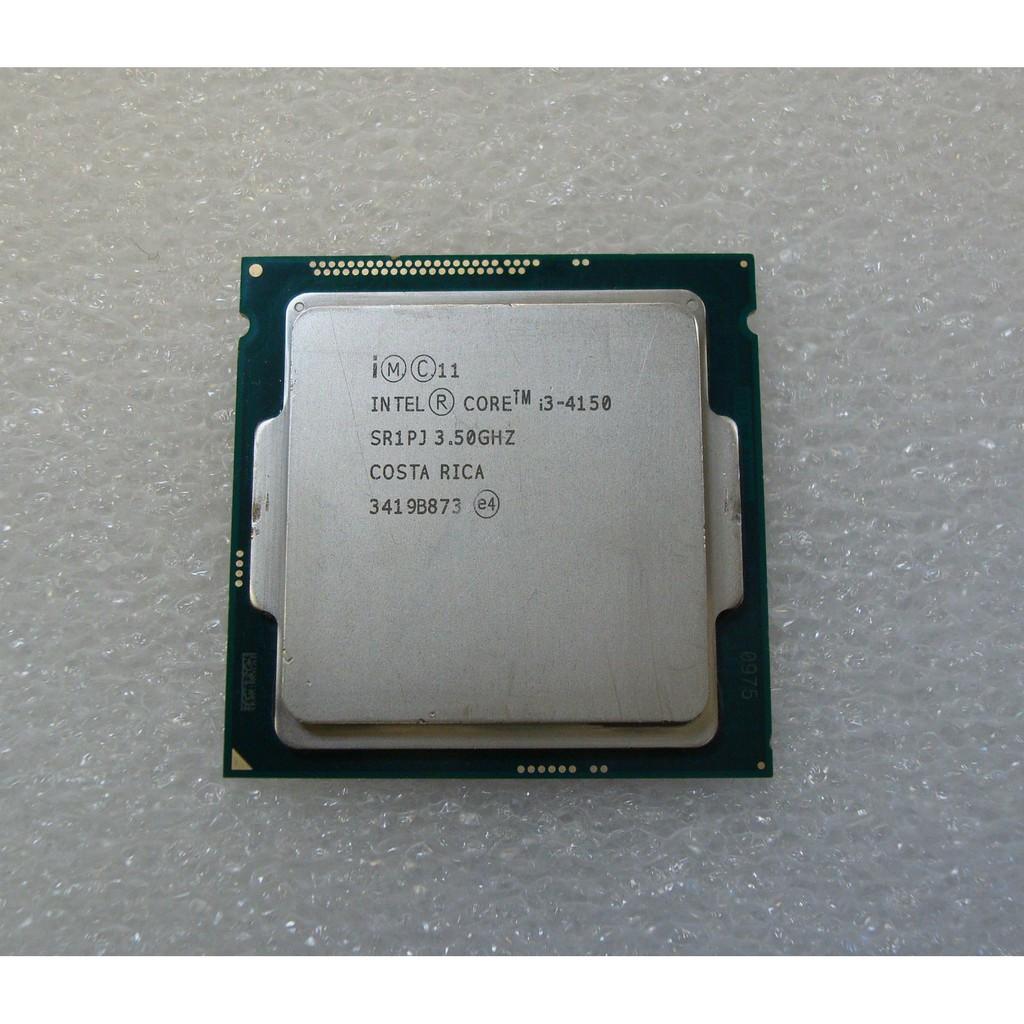 CPU I3 i3-4150 Processor (3M Cache, 3.50 GHz)