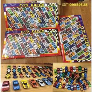 Sét đồ chơi 50 ô tô