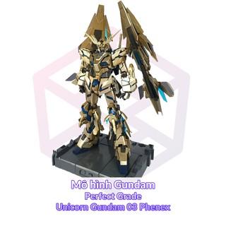 Mô hình Gundam Daban PG Unicorn Gundam 03 Phenex [3GD] thumbnail