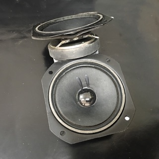 Loa treble BMB vuông từ kép thay thế cho các củ loa tùng BMB