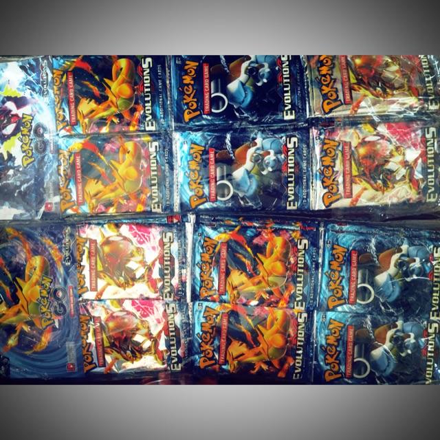 Thẻ pokemon siêu hot