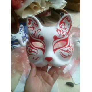 Mặt nạ cáo vẽ_1 (Mask fox) [DEAL TỐT]