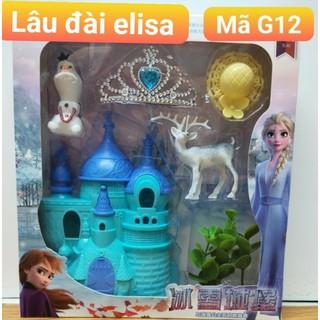 Hộp búp bê lâu đài Elisa