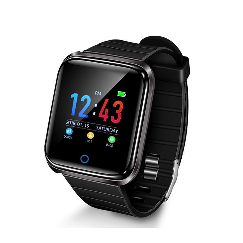 D28 Smart Watch Band  Fitness Tracker Bracelet Heart rate Monitor