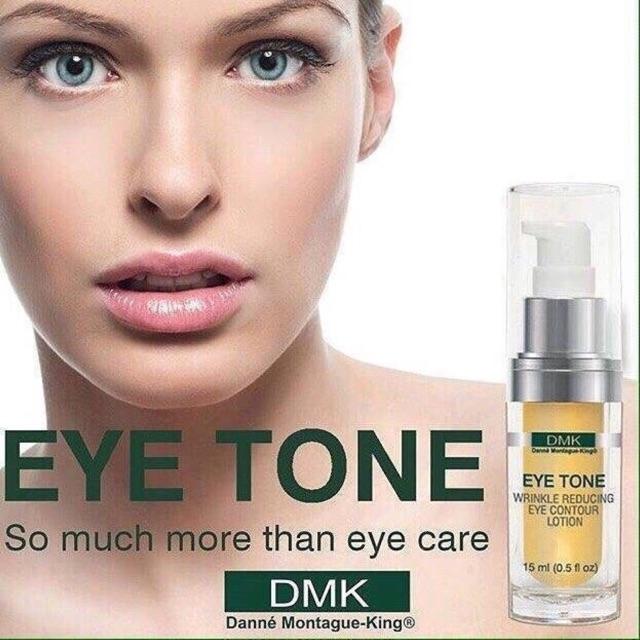 Serum trị nhăn và thâm vùng mắt Eye Tone DMK
