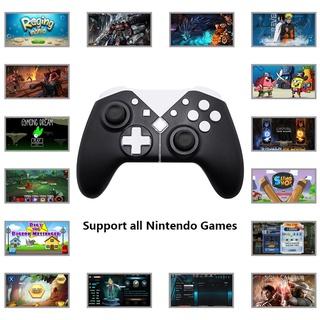 Mới Tay Cầm Chơi Game Bluetooth Không Dây Chuyên Nghiệp Cho N-Switch Ns-Switch Ns thumbnail