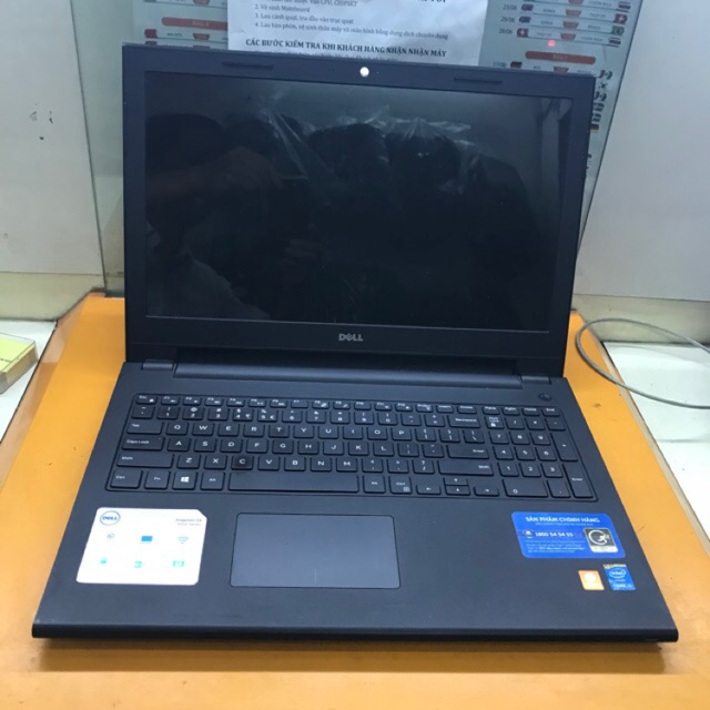 Máy Dell Inspiron 3542 (Intel Core i3-4005U 1.70GHz, 4GB RAM, 500GB HDD, VGA Intel HD Graphics 4400, - 2602681 , 1252055563 , 322_1252055563 , 5500000 , May-Dell-Inspiron-3542-Intel-Core-i3-4005U-1.70GHz-4GB-RAM-500GB-HDD-VGA-Intel-HD-Graphics-4400-322_1252055563 , shopee.vn , Máy Dell Inspiron 3542 (Intel Core i3-4005U 1.70GHz, 4GB RAM, 500GB HDD, VG