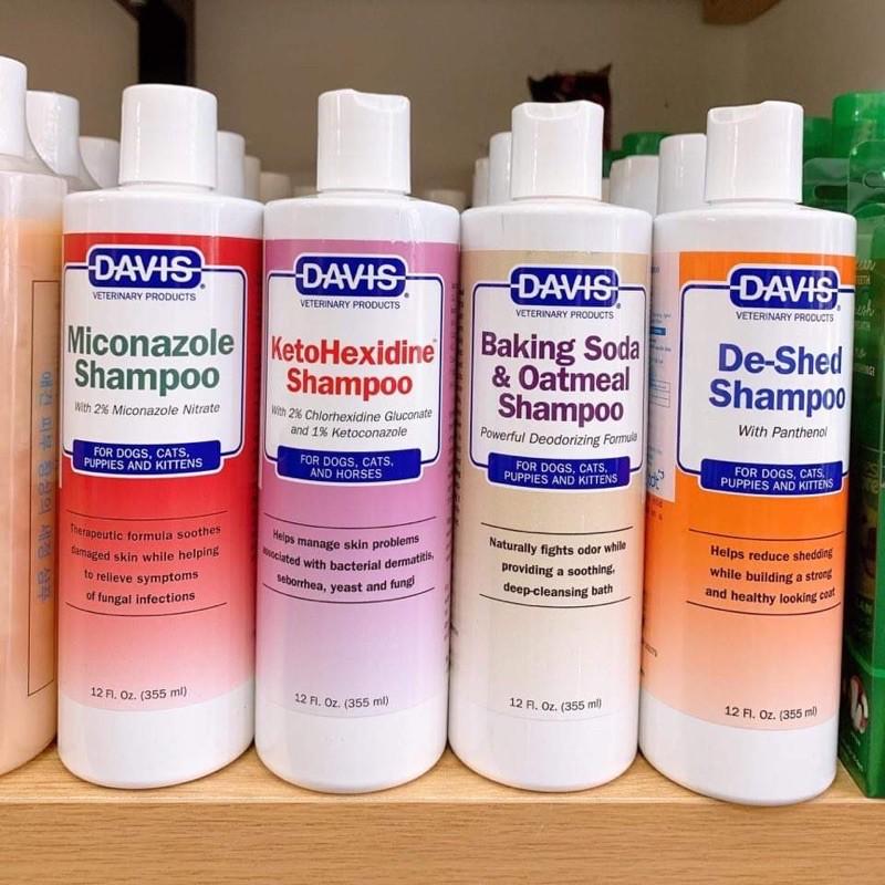 [HCM]Sữa tắm đặc trị CÁC VẤN ĐỀ VỀ DA DAVIS 355ml - Trị viêm da nặng