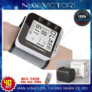 Máy đo huyết áp Cổ Tay điện tử Electronic Blood Pressure Monitor -JZ251A