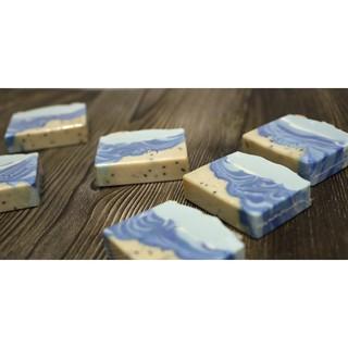 Xà phòng thủ công hương Lavender giảm Stress Ocean wave Art Caccé Home (Handmade soap) thumbnail