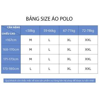 Hình ảnh Áo Thun Nam Polo Phối Kẻ Sọc Trẻ Trung Thời Trang ZERO-8
