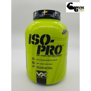 [Free Ship+ Quà] Sữa tăng cơ 100% Hydrolyzed Whey Vitaxtrong Iso Pro 5lbs (2.4kg) Chính Hãng – Authentic 100%