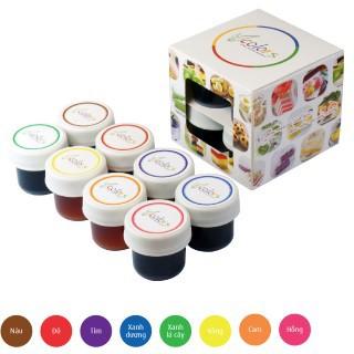 Màu thực phẩm Vcolors