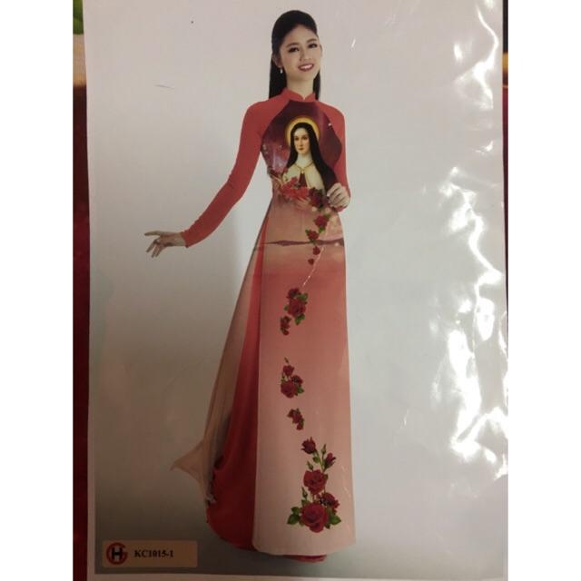 Vải áo dài in hình chúa Sale - 10032553 , 1165467857 , 322_1165467857 , 150000 , Vai-ao-dai-in-hinh-chua-Sale-322_1165467857 , shopee.vn , Vải áo dài in hình chúa Sale