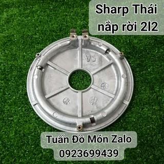 Mâm Nhiệt Nồi cơm điện Sharp 2.2 lít KSH-D22V phụ tùng linh kiện chính hãng