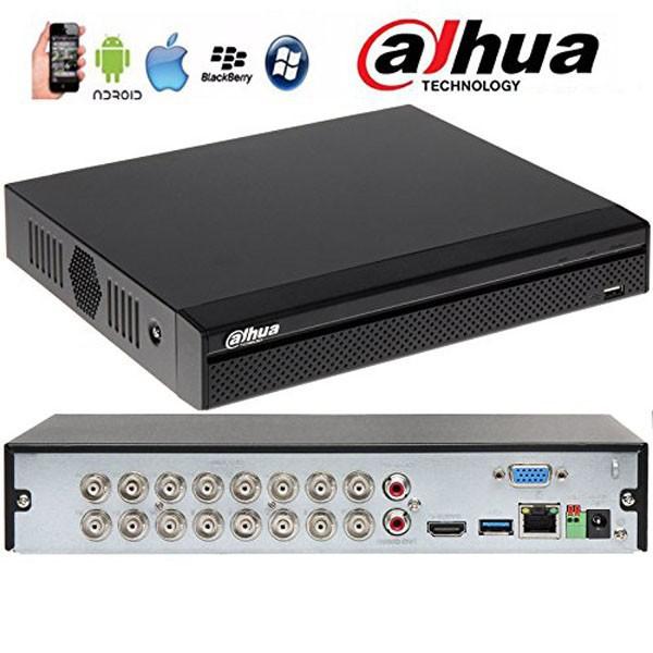 Đầu ghi Dahua DHI-XVR4116HS-X 16 kênh (hàng chính hãng bh 24 tháng)