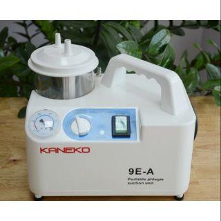 Máy hút dịch 1 bình Kaneko 9E-A hút dịch mũi và đờm cho cả người lớn và trẻ em thumbnail