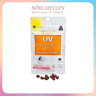 [Chuẩn Nhật, đủ bill] Viên Uống Chống Nắng UV Dưỡng Trắng Fine Japan thumbnail