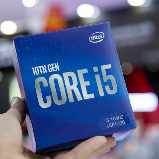 CPU Intel Core i5 10400F 6n 12l mới 100%