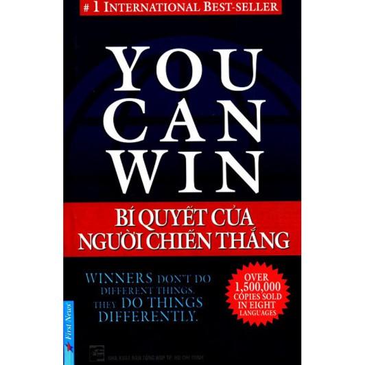 Sách - You Can Win - Bí Quyết Của Người Chiến Thắng (Tái Bản)