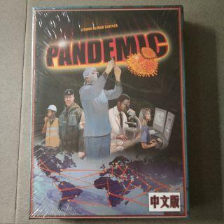 Trò Chơi Boardgame Pandemic bản ENG