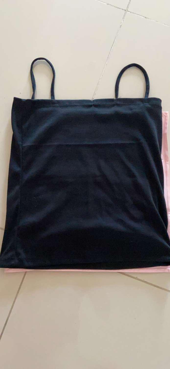 Đánh giá sản phẩm ÁO 2 DÂY SỢI BÚN BIG SIZE (chất mềm đẹp + video)p của nale25021995