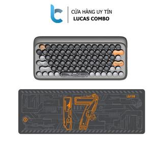 Bàn phím cơ Bluetooth không dây Lofree phiên bản Chiến hạm (Limited) thumbnail