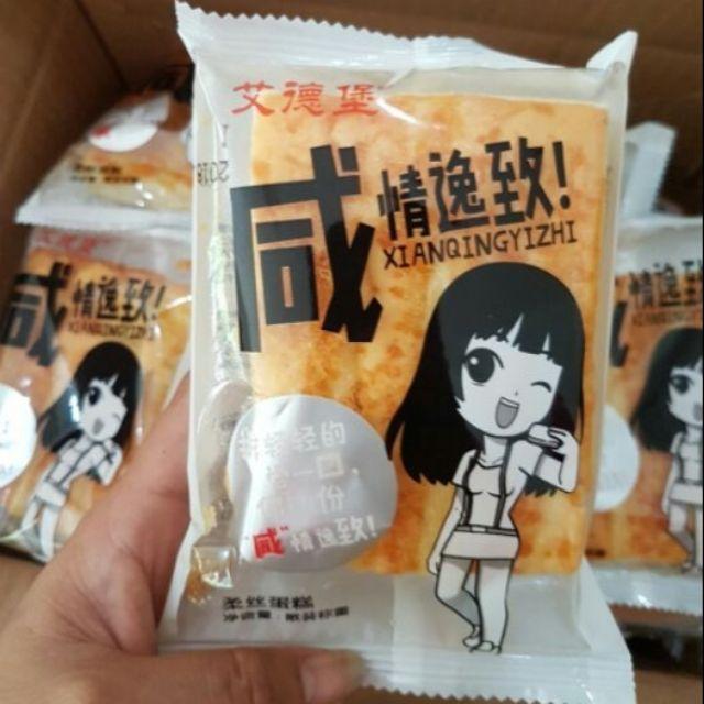 [HCM] Bánh bông lan sốt ruốc phô mai cô gái - 2 kg - 2647630 , 1347331270 , 322_1347331270 , 140000 , HCM-Banh-bong-lan-sot-ruoc-pho-mai-co-gai-2-kg-322_1347331270 , shopee.vn , [HCM] Bánh bông lan sốt ruốc phô mai cô gái - 2 kg