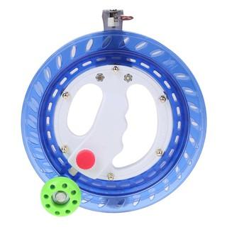 [vernesss] Beach Kite Wheel Winder Ball Bearing Reel Grip Handle Tool Line Accessories