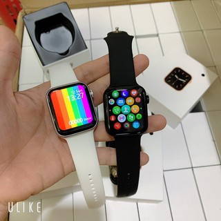 Đồng Hồ Thông Minh W26 Watch 6 Seri 6 - Núm Xoay Kháng Nước IP68 - Nghe Gọi Kết Nối Bluetooth 5.0