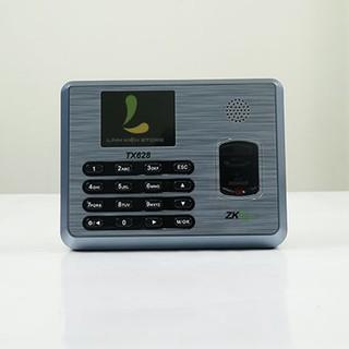 MÁY CHẤM CÔNG ZKTECO TX 628-cho phép thiết lập nhạc chuông, dung lượng bộ nhớ lưu trữ 100.000 lần chấm công thumbnail