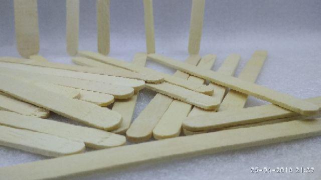 Que kem gỗ làm mô hình loại nhỏ 1cm×14cm