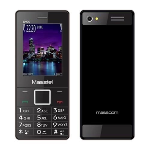 Masstel I255 2 Sim (Đen)