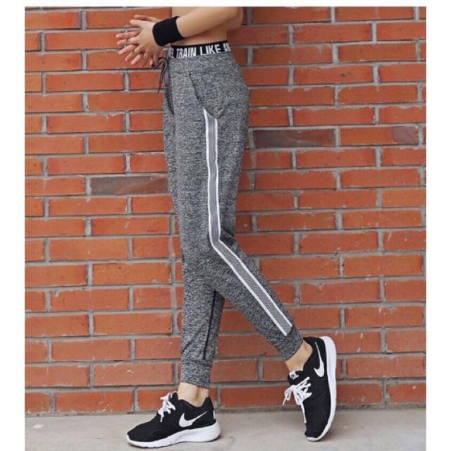Quần tập gym Angel nữ Jogger(có túi)