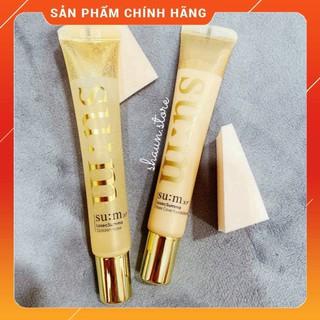 Combo kem lót và kem nền tinh chất vàng 24k SUM37 LOSEC SUMMA SHEER COVER FOUNDATION SPF30 PA++ 20ml + 20ml thumbnail