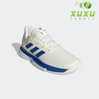 Giày Tennis Nam Size 40.5, Giày Tennis Adidas SoleMatch Bounce EG2215 - Cam Kết Hoàn Tiền 100% Nếu Hàng Kém Chất Lượng thumbnail
