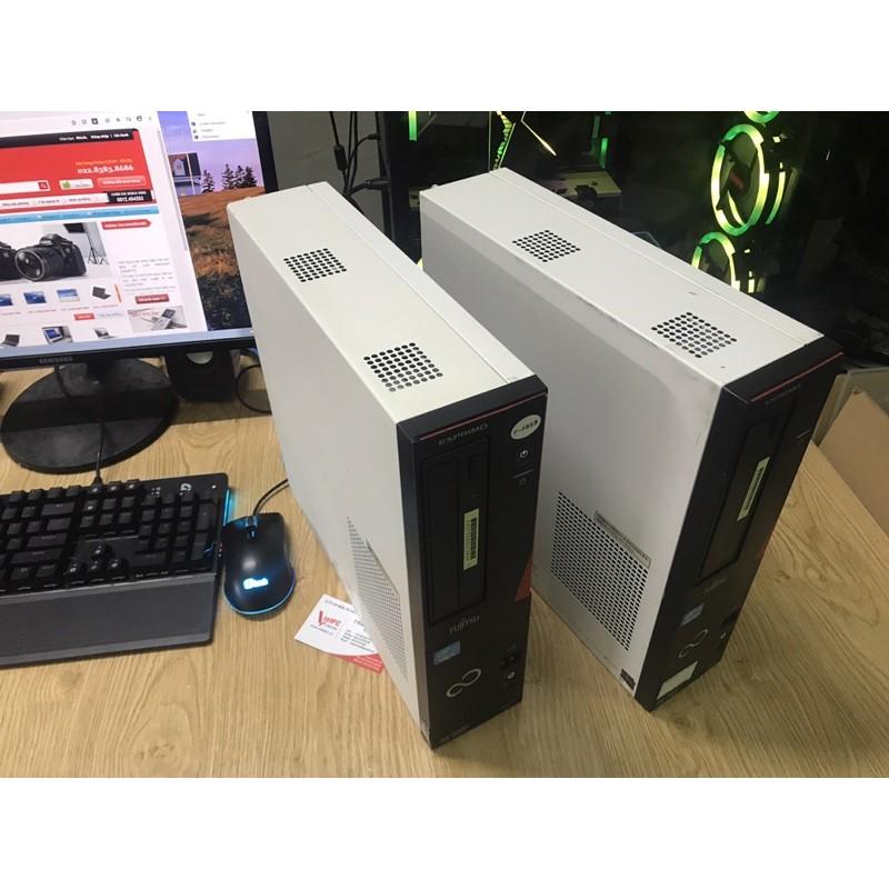 Máy tính bàn Fujitsu H77 CPU i3, i5 - có Wifi, hàng Nhật
