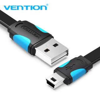 Dây cáp sạc VENTION truyền dữ liệu đầu USB 2.0 type A sang B cho tay cầm PS3/máy MP3/ máy ảnh/ GoPro HERO4 Hero 3+