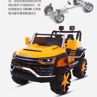 Ô tô điện ZHANLANG-ibox cho shop để chọn mẫu