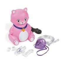 Máy xông mũi họng JMC Family Doctor Baby Kitty (Hồng)