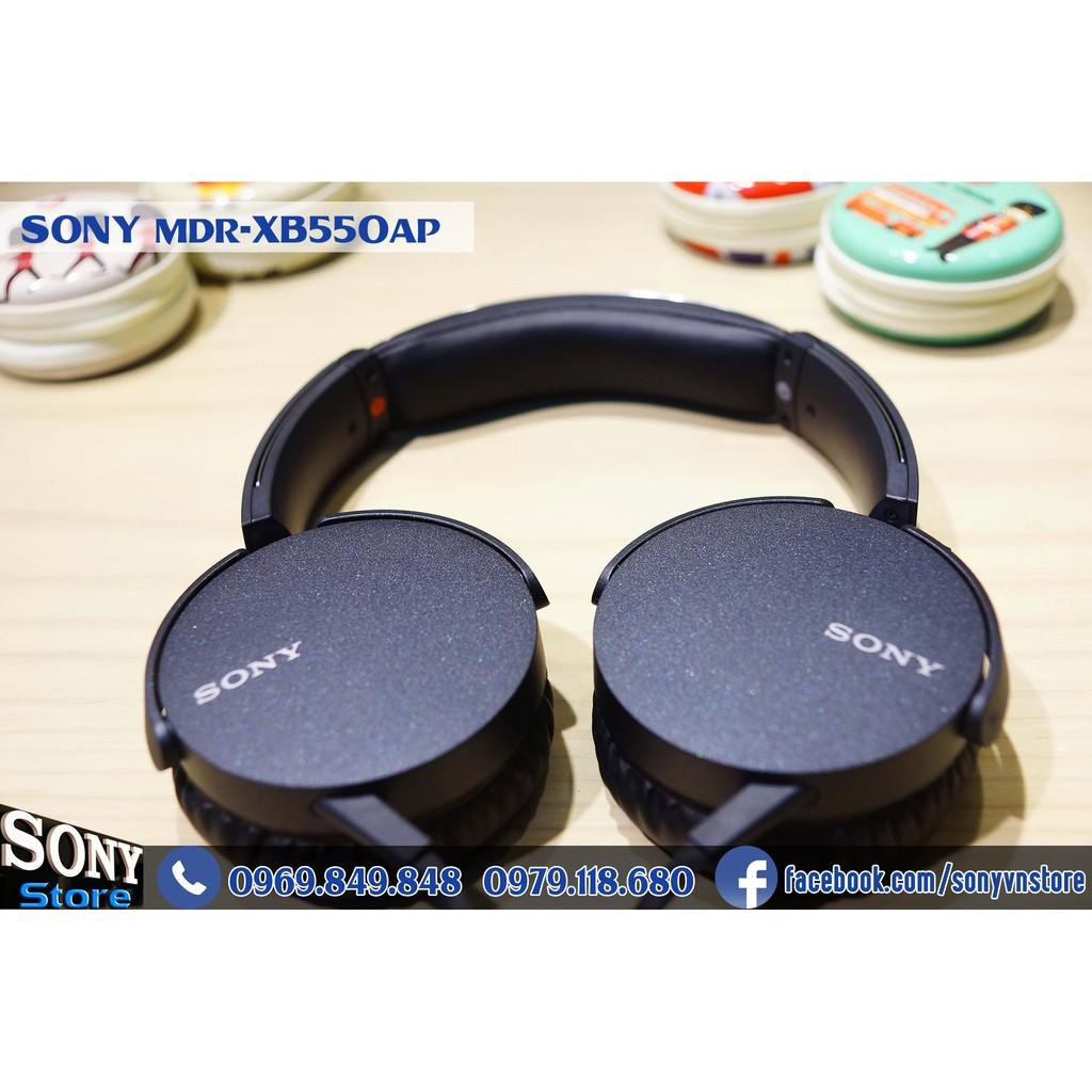 Tai nghe SONY EXTRA BASS™ XB550AP