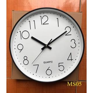 [ HOT NEW ] Đồng hồ treo tường kim trôi cao cấp