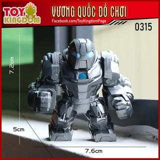 Nhân Vật Non-LEGO Khổng Lồ Bigfig Whiplash