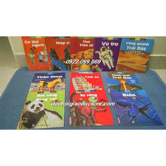 Bách khoa toàn thư Larousse cho trẻ tiểu học - Lẻ cuốn - 2679383 , 941724073 , 322_941724073 , 57000 , Bach-khoa-toan-thu-Larousse-cho-tre-tieu-hoc-Le-cuon-322_941724073 , shopee.vn , Bách khoa toàn thư Larousse cho trẻ tiểu học - Lẻ cuốn