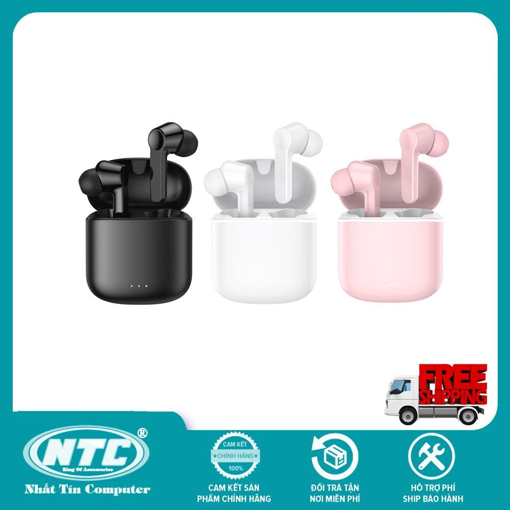 [Mã ELMS4 giảm 7% đơn 500K] Tai nghe Bluetooth True Wireless Remax TWS-7 V5.0 kết nối tai riêng lẻ, âm thanh cực hay
