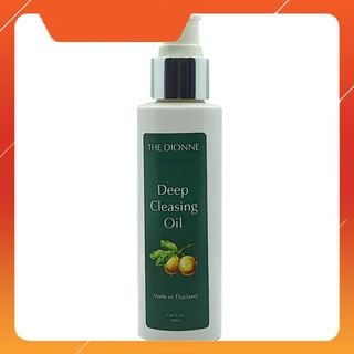 sữa rửa mặt dạng dầu 2 in1 the dionne deep cleasing oil