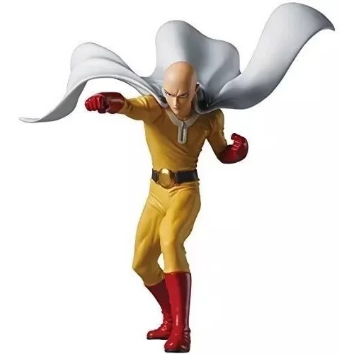 One Punch Man Saitama Action Figure Saitama Sensei PVC figure Toy